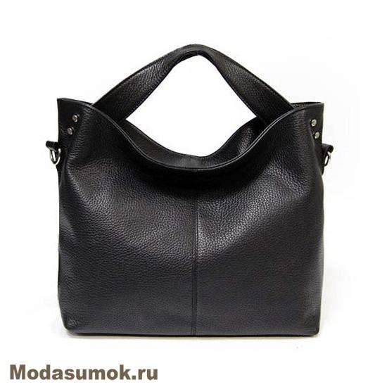 d9d065121a39 Сумка из натуральной кожи A.Valentino - 413 черная купить в Иркутске ...